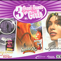3 Great Games for Girls (Nancy Drew, Syberia & Saddle Up)