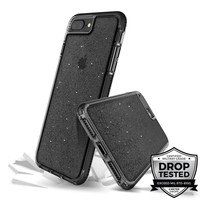 Prodigee Super Star Smoke Glitter Phone Case Cover for iPhone 6 6S 7 8 Plus