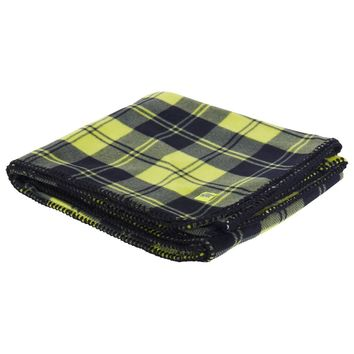 Kids Fleece Camping Blanket