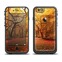 The Fall Back Road Apple iPhone 6 LifeProof Fre Case Skin Set