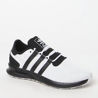 adidas SL Rise White & Black Shoes at PacSun.com