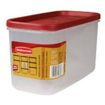 Rubbermaid  10-Cup Dry Food Container