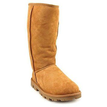 ONETOW Ugg Australia Essential Tall Women US 7 Brown Winter Boot  UGG Australia Womens