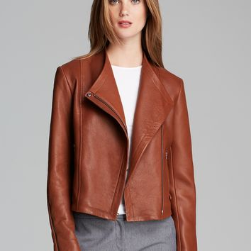 Theory Jacket - Phelan New Ford Leather