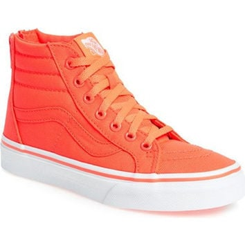 SK8-HI ZIP SNEAKER (TODDLER, LITTLE KID & BIG KID)