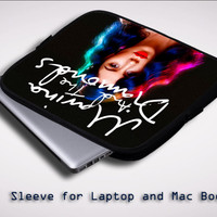 Marina and The Diamonds Z1529 Sleeve for Laptop, Macbook Pro, Macbook Air (Twin Sides)