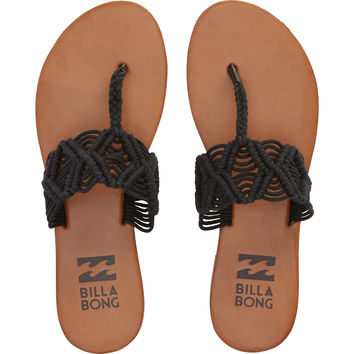 Billabong - Setting Free Sandals | Black
