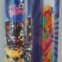 1 X Lite-Brite Littlest Pet Shop Refill (New Version) with Bright Stay-Put Pegs