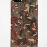 Urban Outfitters - UO Camo iPhone 5 Case