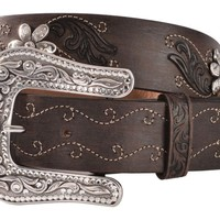 Justin Country Daisy Belt - Sheplers