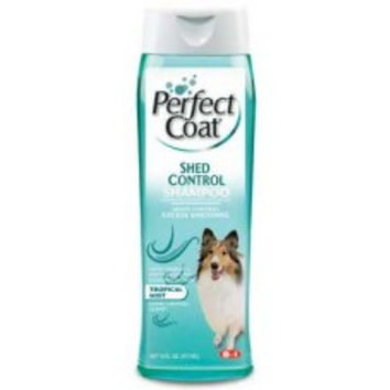 8In1 Perfect Coat Shed Control Dog Shampoo