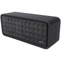 Supersonic Rechargeable Portable Bluetooth Speaker (black)