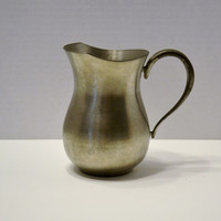 Pewter Pitcher by Pewter Crafters of Cape Cod Collectible PanchosPorch