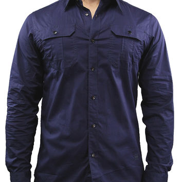 G-Star Raw CL CORE DOUBLE POCKET SHIRT