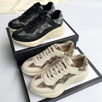 shosouvenir  GUCCI Fashionable casual shoes