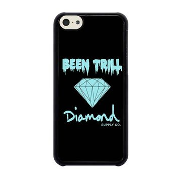 BEEN TRILL DIAMOND BLACK iPhone 5C Case Cover