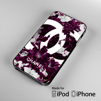 Chanel Fullbloom A0153 iPhone 4 4S 5 5S 5C 6, iPod Touch 4 5 Cases