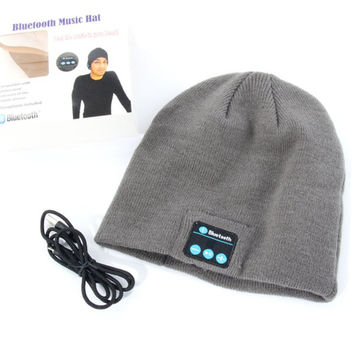 Wireless Bluetooth Smart Beanie