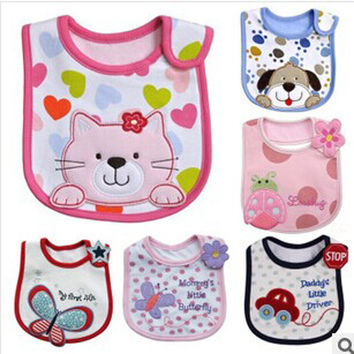 Baby Bibs Waterproof  Baby Wear