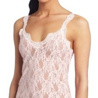 Intimo Women's Stretch Lace Sleep Cami - 33157