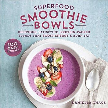 Superfood Smoothie Bowls