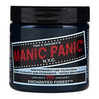 Manic Panic Semi Permanent Hair Dye Enchanted Forest Green