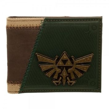 The Legend of Zelda Costume Wallet