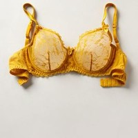 Mimi Holliday Miel Bralette Yellow