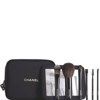 CHANEL - LES MINIS DE CHANEL COLLECTION OF 6 ESSENTIAL MINI BRUSHES