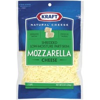 Kraft® Shredded Low-Moisture Part-Skim Mozzarella Cheese - 8oz