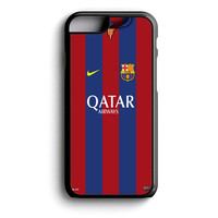 jersey FC Barcelona iPhone 4s iPhone 5 iPhone 5c iPhone 5s iPhone 6 iPhone 6s iPhone 6 Plus Case | iPod Touch 4 iPod Touch 5 Case