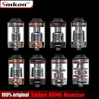 KUMO Atomizer VAPE Clouds and Flavor Chaser with 8 Patented Coil Heads