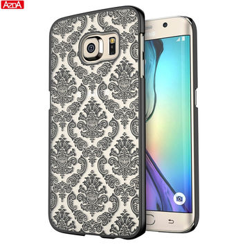 Cover Coque for Samsung Galaxy S3 S4 S5 S6 S7 Edge Gramd Prime J3 J5 A3 A5 2016 2017 case For iPhone 5 5S SE 6 6S 7 Plus Luxury