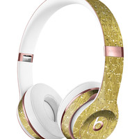 Golden Triangle Glimmer Pattern Full-Body Skin Kit for the Beats by Dre Solo 3 Wireless Headphones