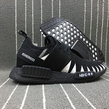 PEAPON Adidas Boost Nmd R1 Pk Nbhd Women Men Fashion Trending Running Sports Shoes