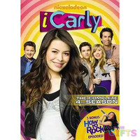ICARLY:COMPLETE 4TH SEASON