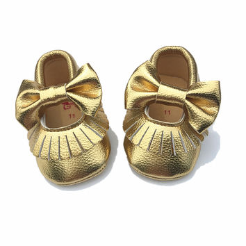 Girls Newborn Baby Shoes