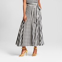 Women's Belted Midi Skirt - Who What Wear™
