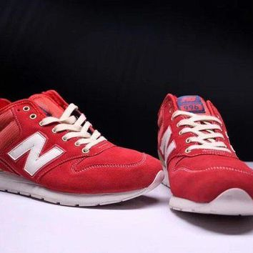 ONETOW cxon new balance nb996 cashmere shoes keep warm red for women men running sport casual shoes sneakers