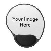 Create Your Own Custom Gel Mouse Pad