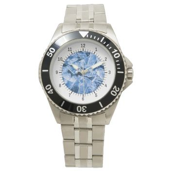 Ice cool wrist watch