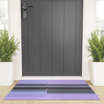 Okay Stretch Welcome Mat by duckyb