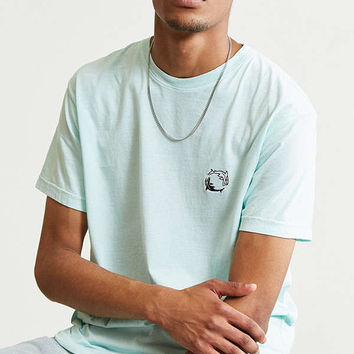 Embroidered Shark Yin-Yang Tee | Urban Outfitters