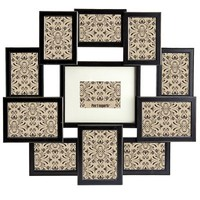 Bennet Collage Frame - Black