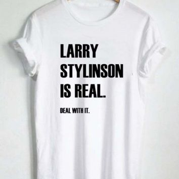 larry stylinson T Shirt Size S,M,L,XL,2XL,3XL