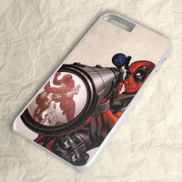 Marvel Deadpool iPhone 6 Plus Case