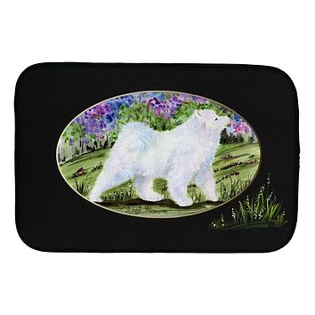Samoyed Dish Drying Mat SS8059DDM