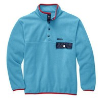 All Prep Pullover in Retro Blue by Southern Proper - FINAL SALE