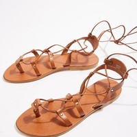 FOXY Ghillie Sandals - Sandals - Shoes