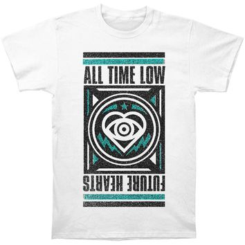 a3a562fb03ff All Time Low Men s Flagship Slim Fit T-shirt White